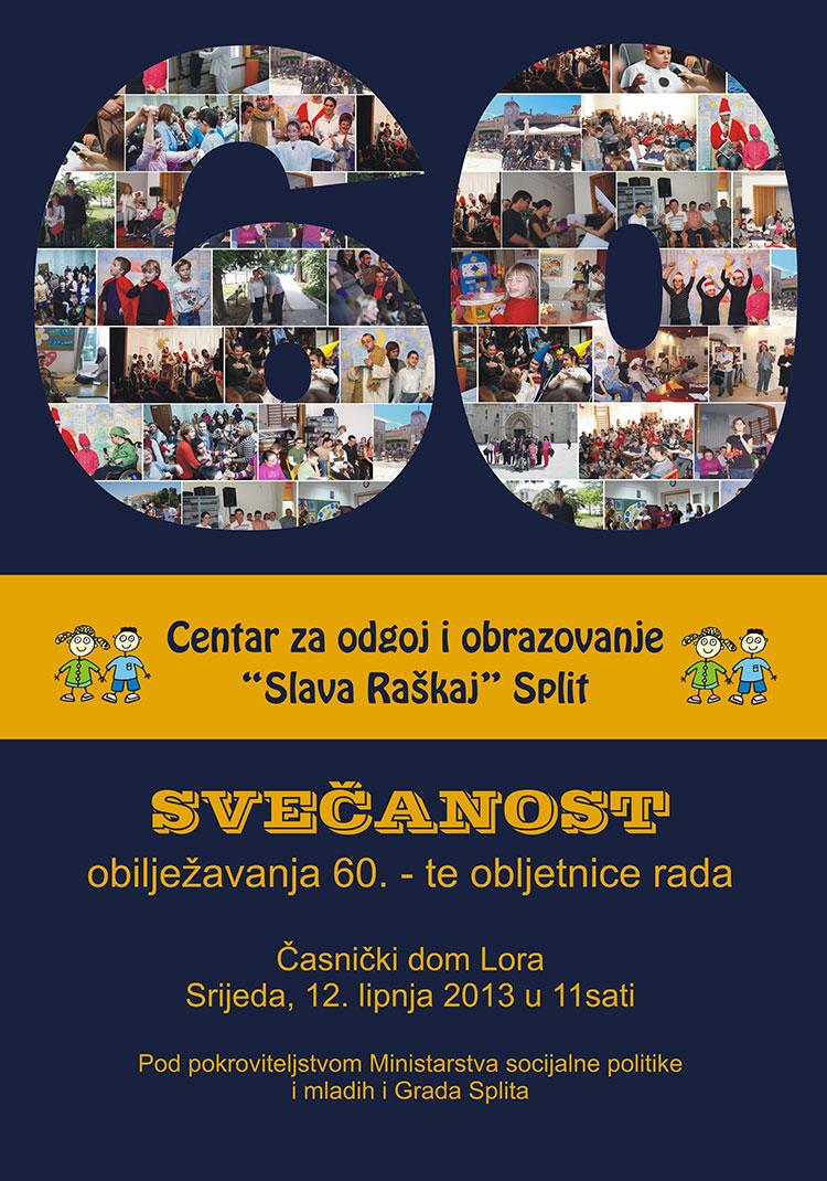 Prosla Događanja Centar Slava Raskaj Split
