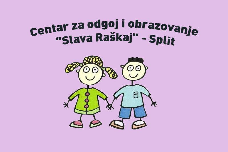Centar Za Odgoj I Obrazovanje Slava Raskaj Split